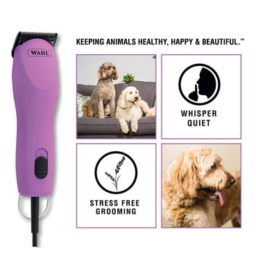 wahl pink turbo clipper