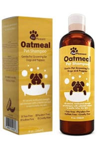 Honeydew Oatmeal Pet Shampoo for Dogs & Puppies