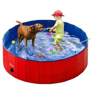Fuloon Pet Pool PVC Pet Swimming Pool